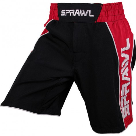 Sprawl FUSION 2  Black/Red